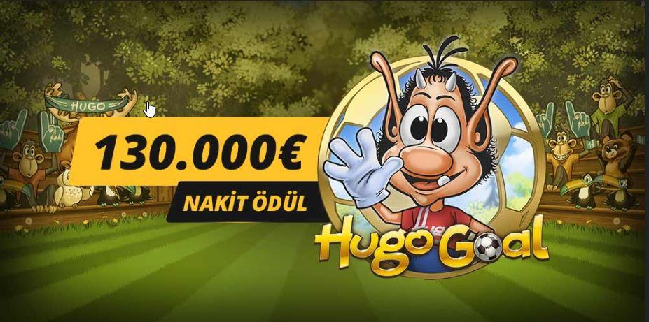 130.000 Euro Nakit Ödül Yeni Slot Oyununda