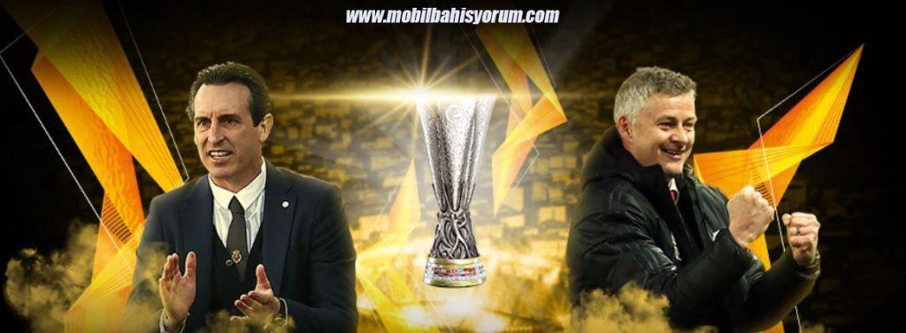 Mobilbahis'te Avrupa Ligi Finali'ne 100 TL Bedava Bahis